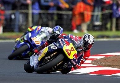 10 ans déja : Garry Mc Coy gagnait la première course en 500 devant tous les pilotes de la catégorie