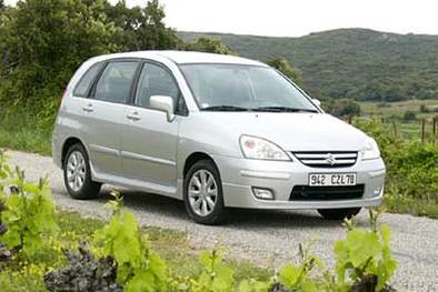Essai - Suzuki Liana 1.4 DDiS : pourquoi pas un petit break gazolé Suzuki ?
