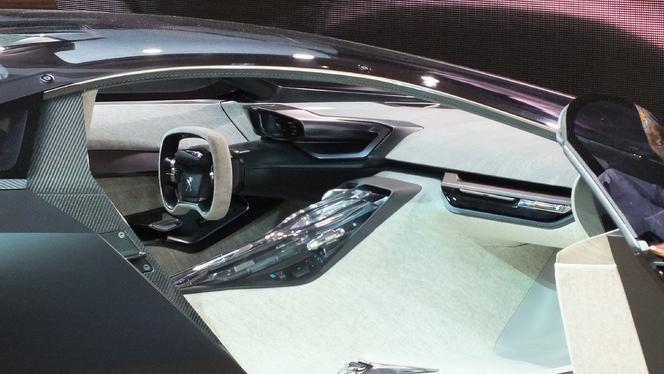 Vidéo en direct du Mondial 2012 : Peugeot Onyx, impressionnant