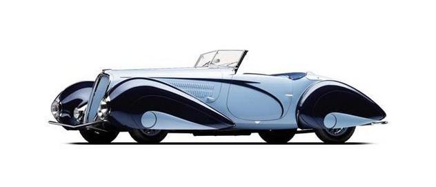 Rétromobile 2014 : découvrez les autos des Maharadjahs