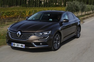 Véritable rupture par rapport à la Laguna, la Renault Talisman espère un succès comparable à celui de la première Insignia.