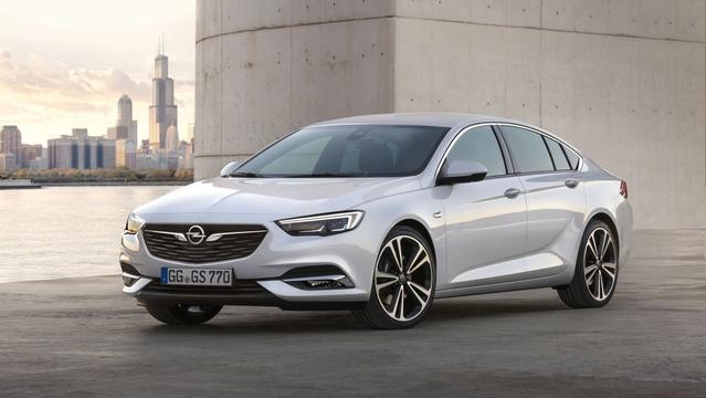 Nouvelle Opel Insignia Grand Sport: l'heure de la confirmation