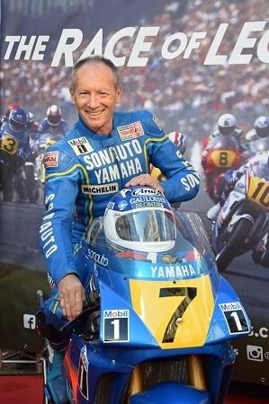 World GP Bike Legends: rendez-vous avec les légendes à Jerez