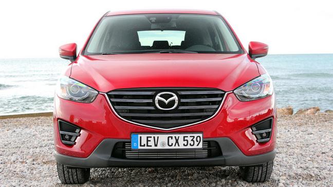 Le Mazda CX-5 restylé arrive en concession : une offre à considérer