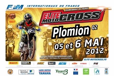 Elite - France : 5ème épreuve à Plomion dimanche 6 mai