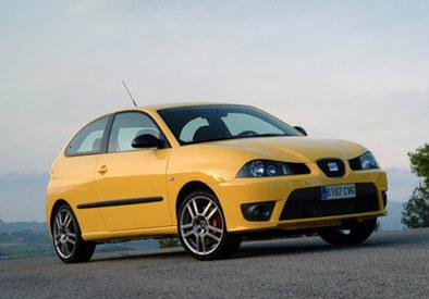 Essai - Seat Ibiza Cupra 1.9 TDi 160 : la première vraie petite sportive gazolée