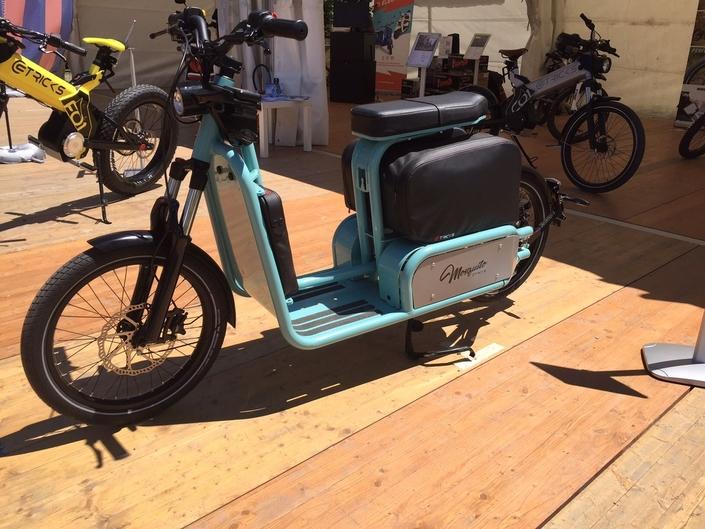 Salon de Val d'Isère 2017 - Focus sur eTricks, fabricant français de cyclos électriques