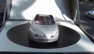 Miniature : 1/43ème - Renault Fluence (concept-car)