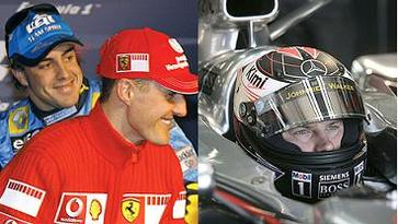 Grand Prix de Hongrie Hungaroring: Qualif: Kimi, le sans faute
