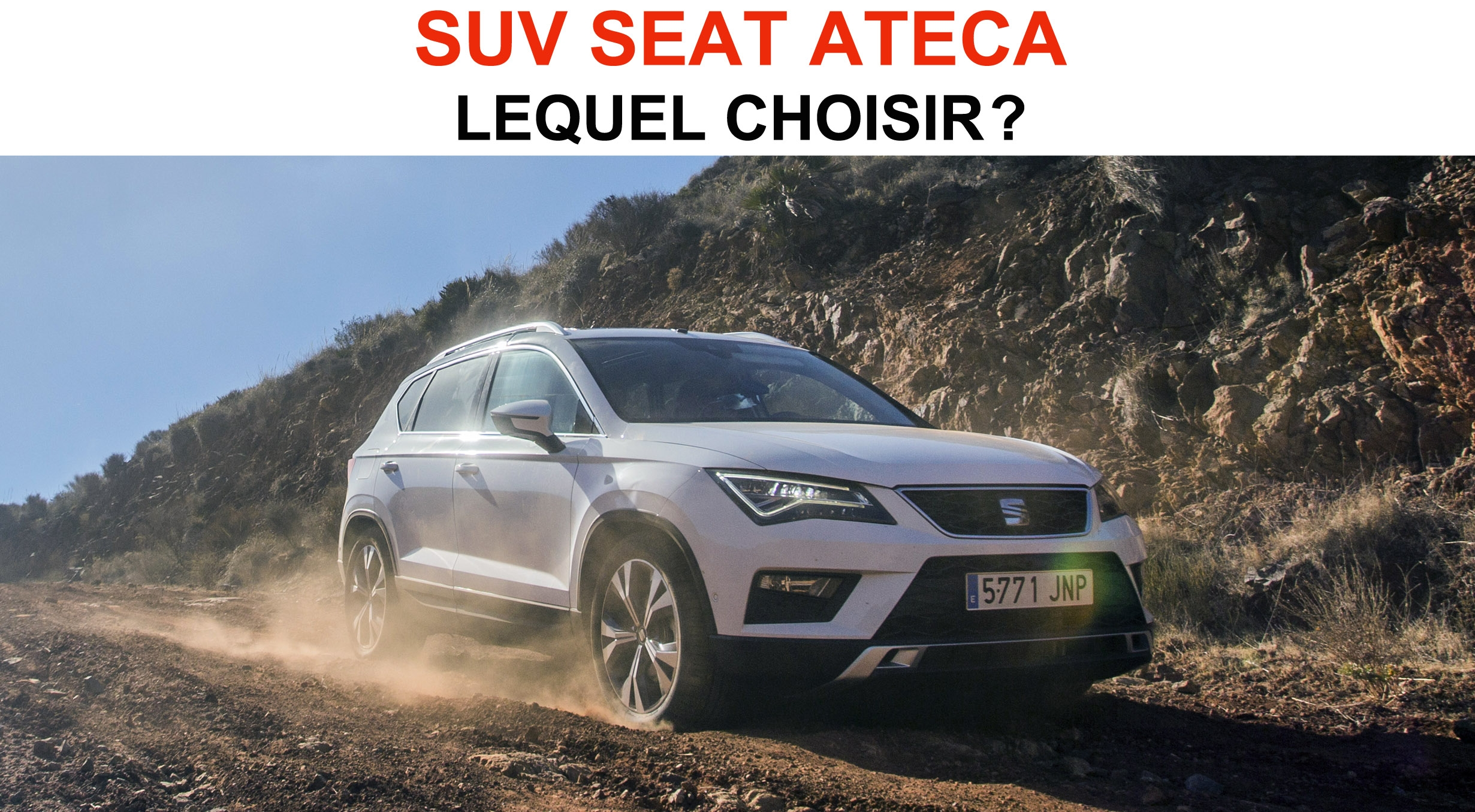 suv seat ateca lequel choisir. Black Bedroom Furniture Sets. Home Design Ideas