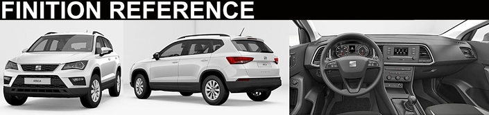 SUV Seat Ateca. Lequel choisir?