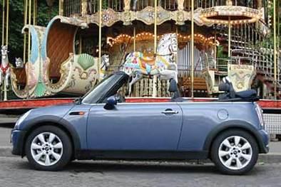 Essai - Mini Cooper cabrio : une Mini mimi