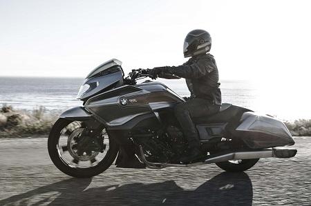 Concept – BMW: une K 1600 Bagger envoûtante