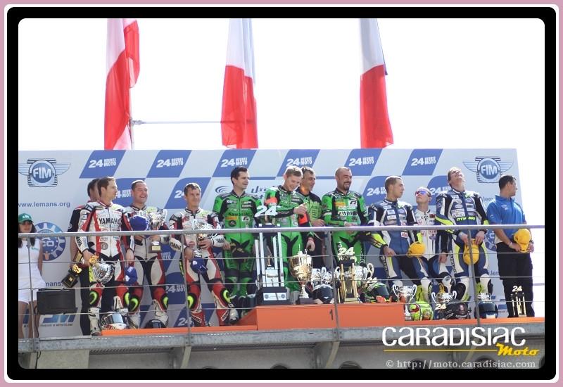 24 H du Mans en direct - D4 : Réaction d'Arnaud Larose, team manager du RAC 41