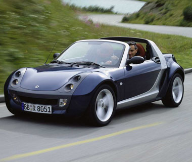 la p 39 tite sportive du lundi smart roadster. Black Bedroom Furniture Sets. Home Design Ideas