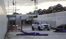 Land Rover confirme le lancement du Range Rover Evoque cabriolet en vidéo