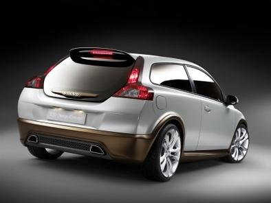 La Ford Focus RS engendrera-t'elle une Volvo C30R?