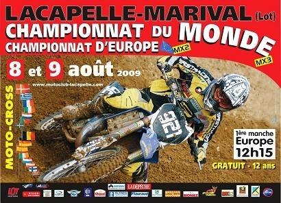 GP de France à Lacapelle-Marival, samedi et dimanche