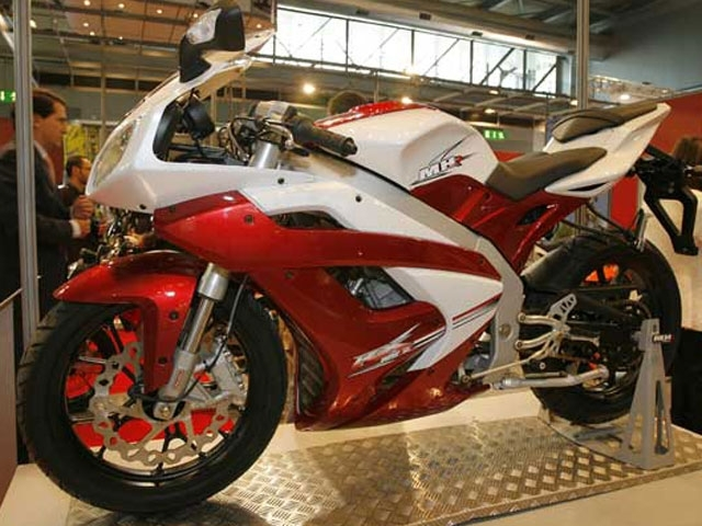 Motor Hispania RX 125 : La sportive qui dit non à la France