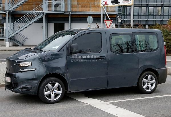 Futur Citroën Jumpy: il arrivera l'an prochain
