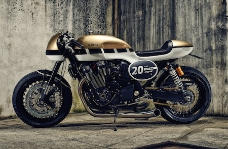 Yamaha XJR 1300 Yard Built: façon it roCkS!bikes CS-06 Dissident