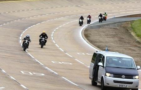 Harley-Davidson Projet LiveWire : passage au Royaume-Uni