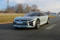 Prise en mains vidéo - Citroën CXperience Concept : le futur haut de gamme des chevrons