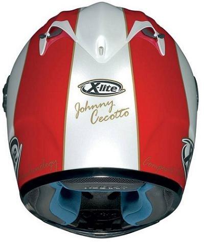 X-Lite X-801 RR Cecotto Réplica.