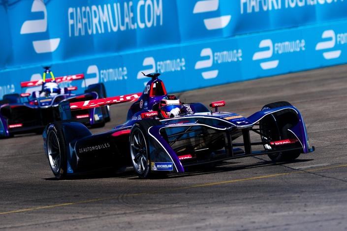 DS, la marque sans électrique dans sa gamme qui gagne en Formule E