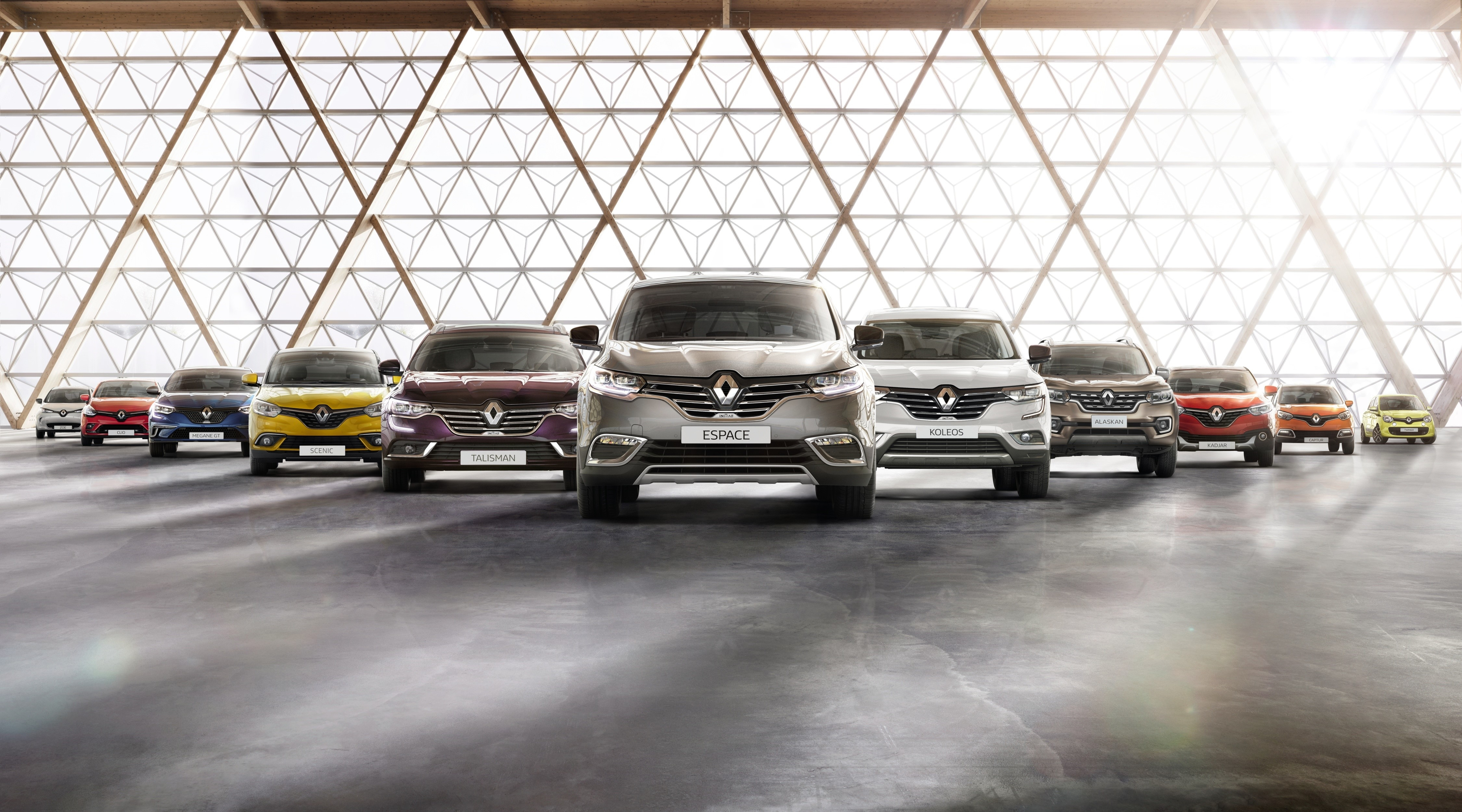 Groupe Renault : un nouveau record de ventes mondiales au