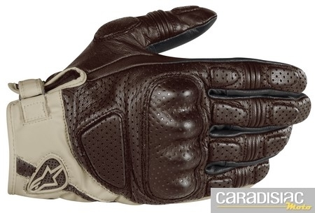 Alpinestars Mustang : gant été sous protection…
