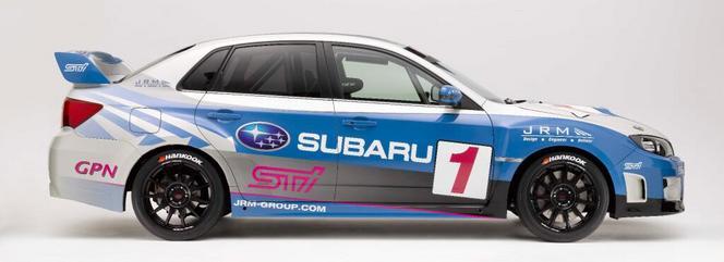 JRM débarque en rallye avec... Subaru!