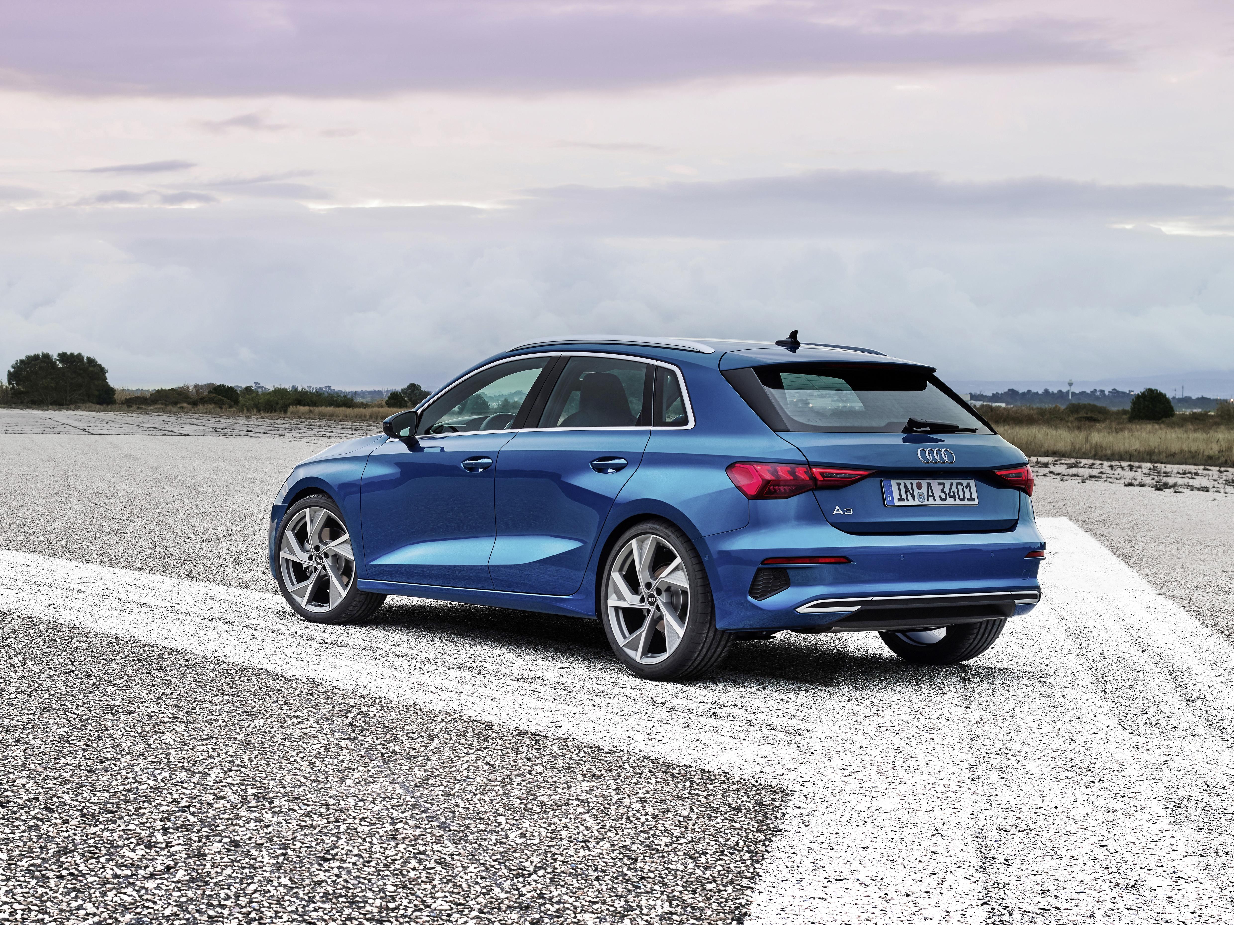 Nouvelle Audi A3 Sportback (2020): le trio au complet (Présentation vidéo)
