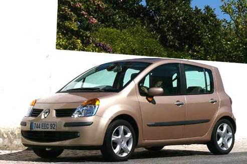 Essai - Renault Modus : premier essai concluant