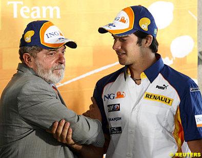 """Formule 1 - Fittipaldi: """"Nelsinho sera pire qu'Hamilton pour Alonso"""""""