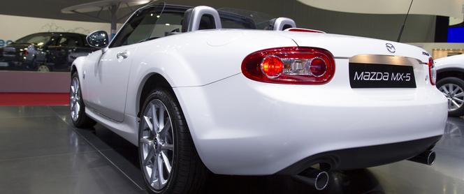 Non mais franchement encore une enième Mazda MX5 NC ?