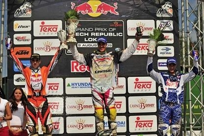 GP Cross à Loket : Paulin gagne, Musquin casse et le championnat se relance