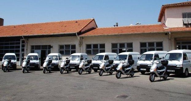 Cannes : présentation de ses véhicules électriques