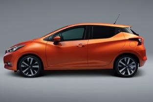 La nouvelle Micra partage des éléments techniques avec la Clio. Il y a d'ailleurs une ressemblance sous certains angles.