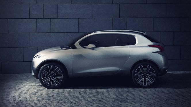 Peugeot 2008: bientôt un coupé!