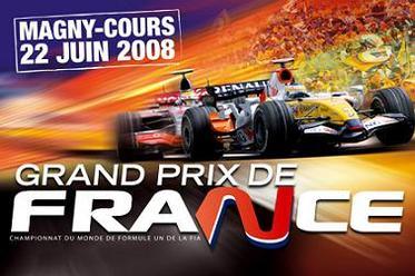 Formule 1: Magny Cours solde jusqu'au 15 mars