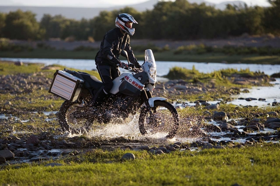 Yamaha XT660Z Ténéré, les photos officielles