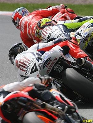 Moto GP - République Tchèque: Lorenzo impatient de remettre ça