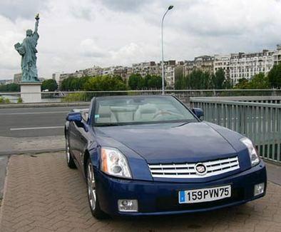 Essai - Cadillac XLR : le rêve européen