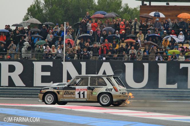 World Series by Renault au Paul Ricard : malgré la pluie, le succès