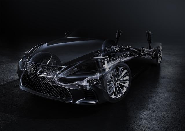 Lexus dévoilera la nouvelle LS en janvier