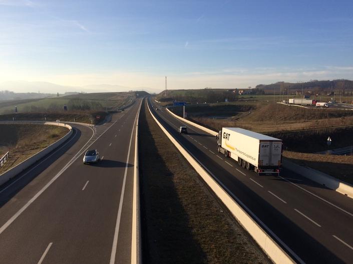 Sur l'autoroute, la somnolence et les manœuvres dangereuses sont les principalescauses d'accidents