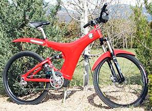 Le vélo Optibike électrique a le vent en poupe !