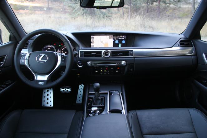 Essai - Lexus GS 300h : un bon coup de flotte