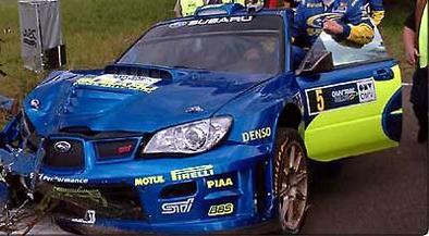 WRC Rallye d'Allemagne: Déjà un rebondissement